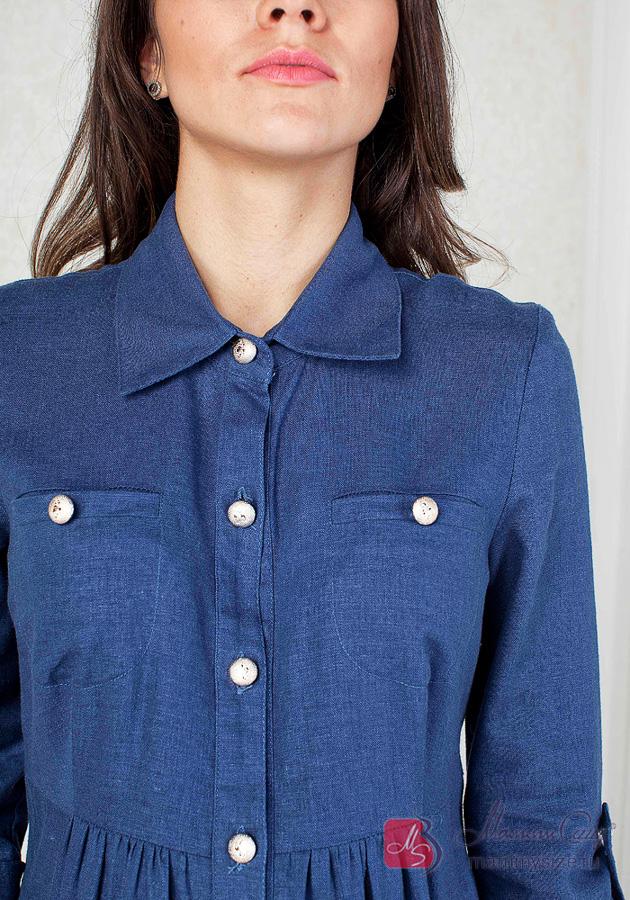 modra-obleka