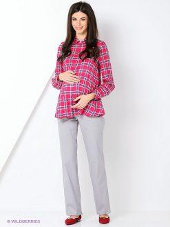 karirasta srajica za nosecnice