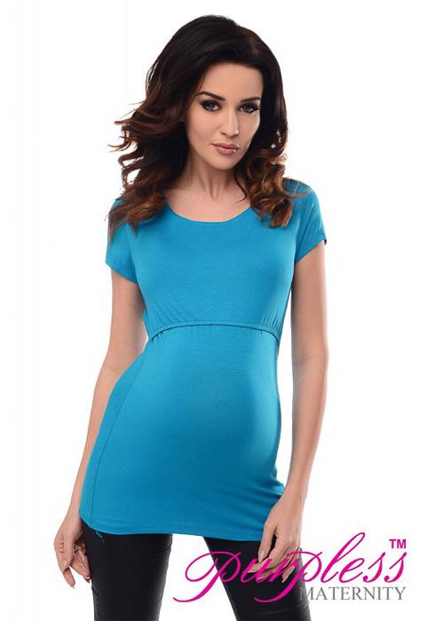 zivo-modra-majica-za-nosecnice