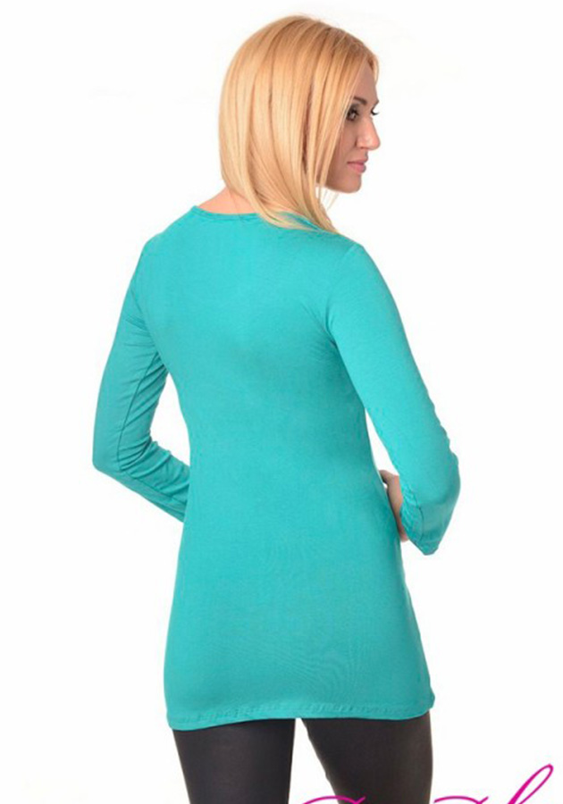 2in1-maternity-nursing-scoop-neck-tunic-breastfeeding-7021-turquoise-(2)