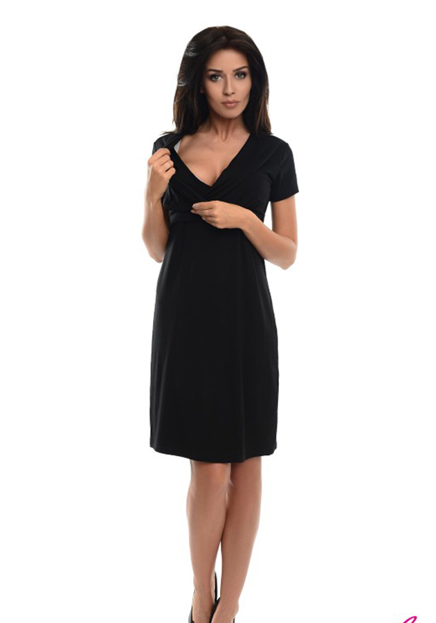 purpless-maternity-2in1-pregnancy-and-nursing-casual-dress-7208-black-(2)