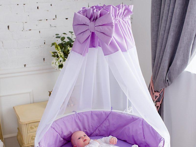 posteljica za dojencka