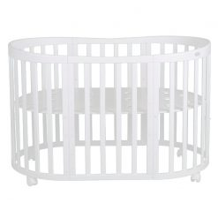 Ovalna posteljica za dojenčka